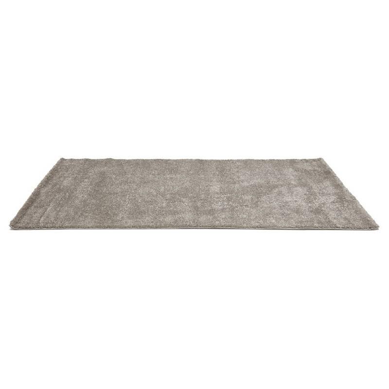 Tapis design rectangulaire (230 cm X 160 cm) MADY en polypropylène (gris) - image 38631