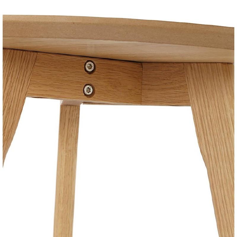 Tables gigognes ART en bois et chêne massif (naturel) - image 38663