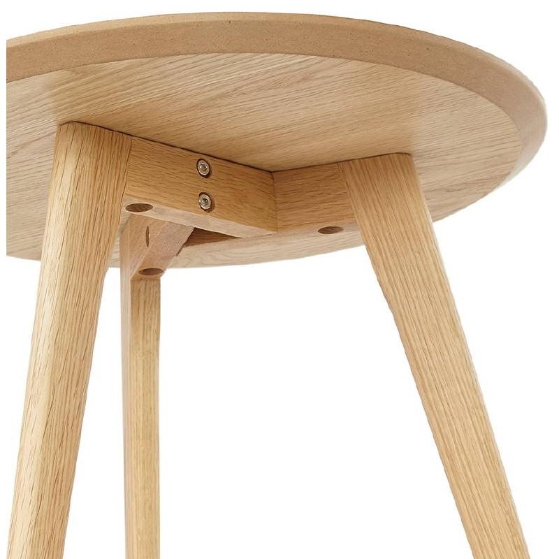 Tables gigognes ART en bois et chêne massif (naturel) - image 38664