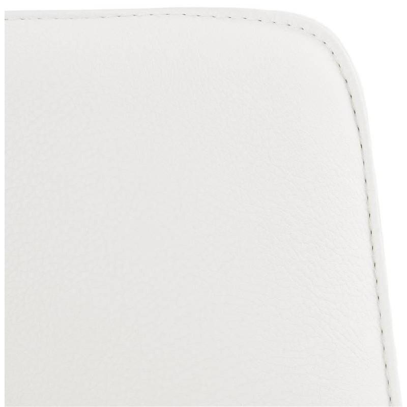Fauteuil design pivotant MIRANDA (blanc) - image 38954