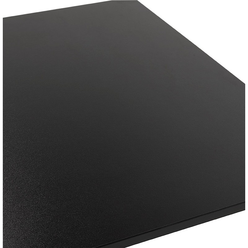 Table design or meeting table SOLÈNE (160 x 80 x 75 cm) (black) - image 39876