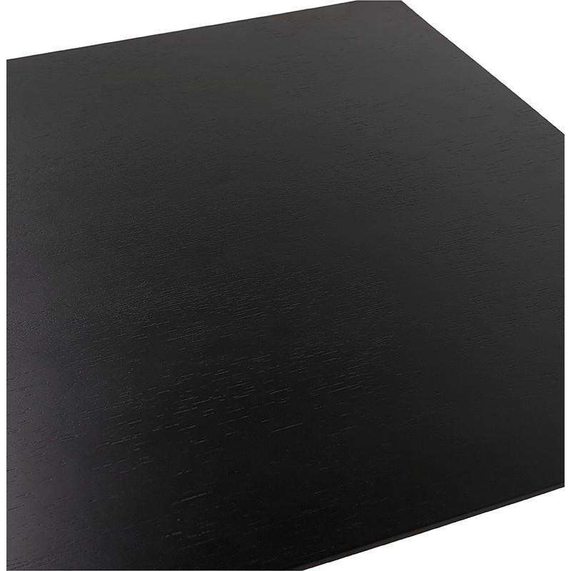 Design oder Meeting Tisch CORALIE (150 x 70 x 75 cm) (Esche schwarz Finish) - image 39907