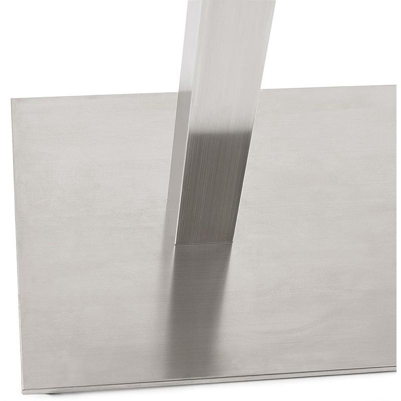 Table à manger design ou table de réunion CLAIRE (180x90x75 cm) (blanc) - image 39928
