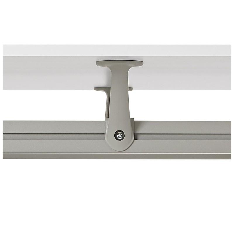 Bureau table de réunion moderne (80x160 cm) AMELIE en bois (blanc) - image 40062
