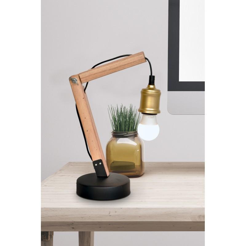 Lampada Da Tavolo Architetto Industriale Harry Ottone
