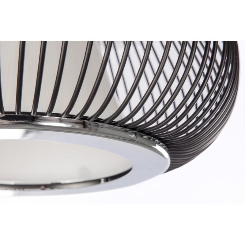 Lampe à suspension design en métal  TIFFANY (noir) - image 41052