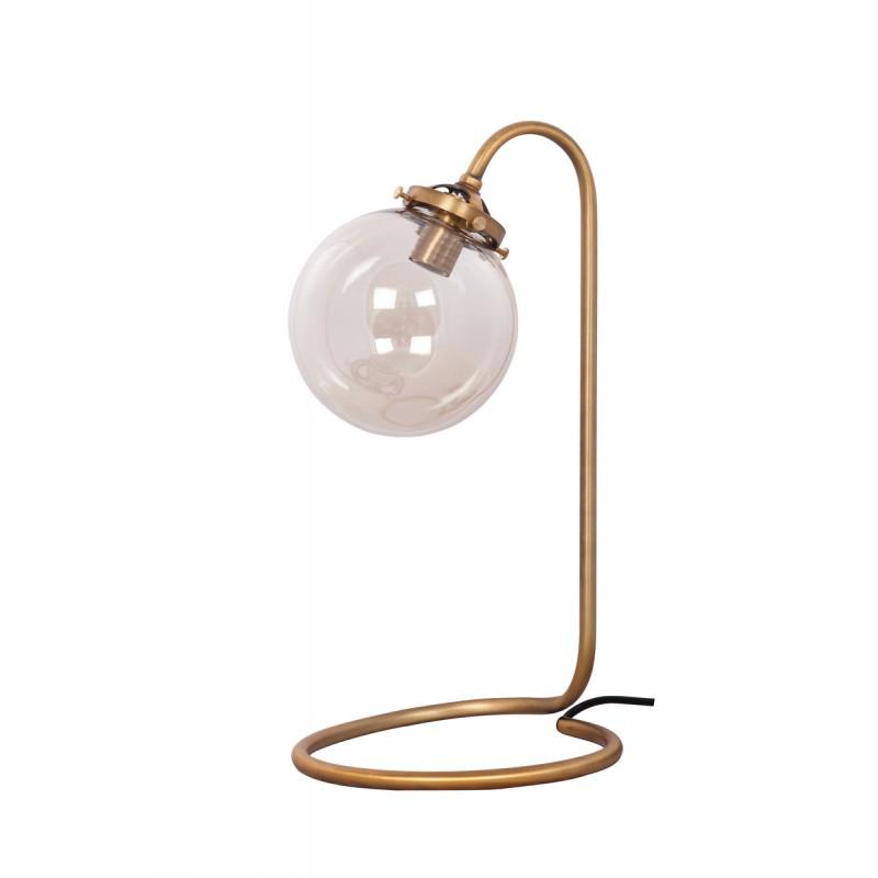 Lampe de table industrielle en métal BERTILLE (cuivre)