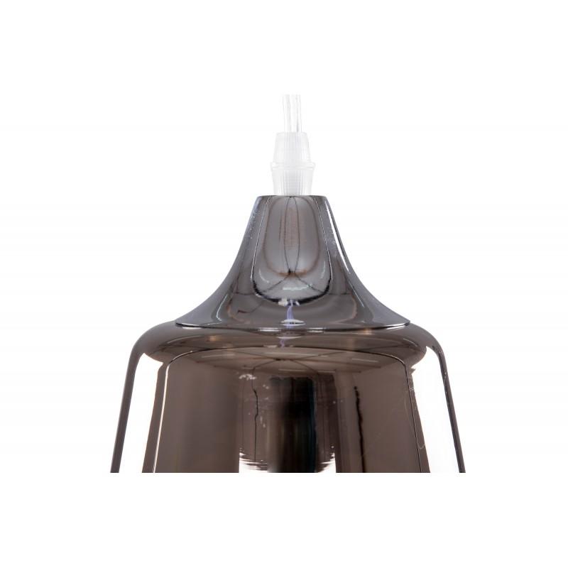 Disegno d'attaccatura H 34 cm Ø 19 cm lampada da JODIE (grigio) - image 41215