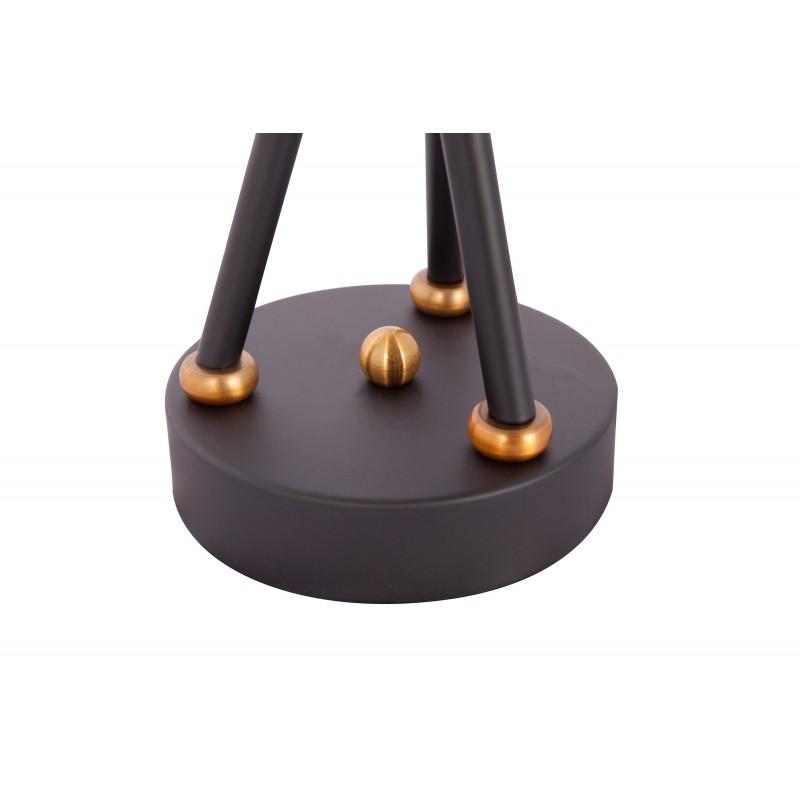 Design table lamp 3 SOLVEIG (black) metal rods - image 41249