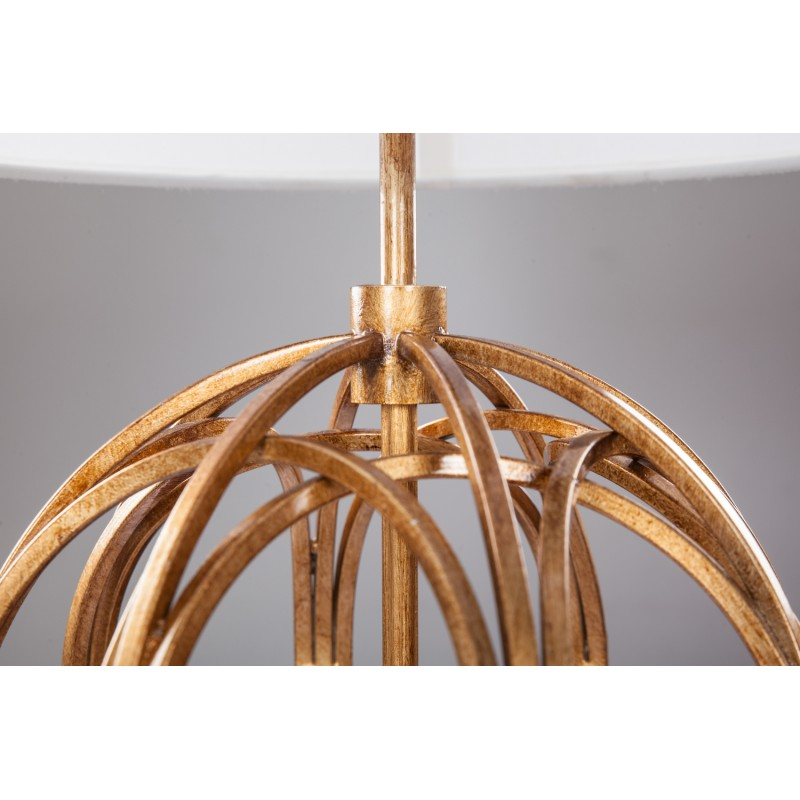 Table lamp design and retro GLORIA (gold) - image 41269