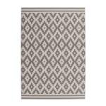 Rectangulares alfombras gráfico TULSA tejidos por la máquina (topo)