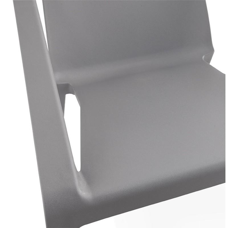 Fauteuil de jardin relax design SUNY (gris foncé) - image 42912
