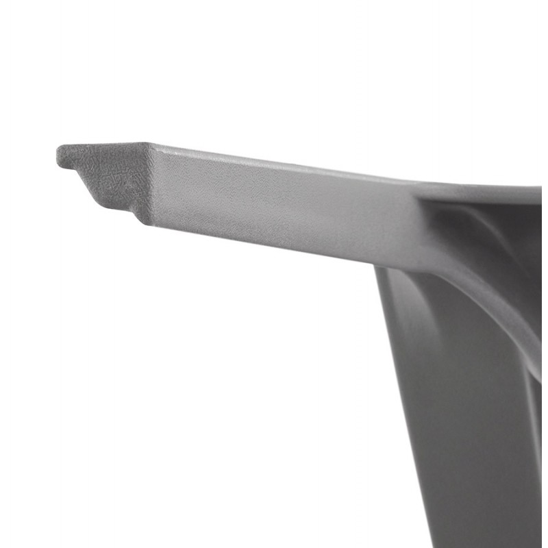 Fauteuil de jardin relax design SUNY (gris foncé) - image 42916
