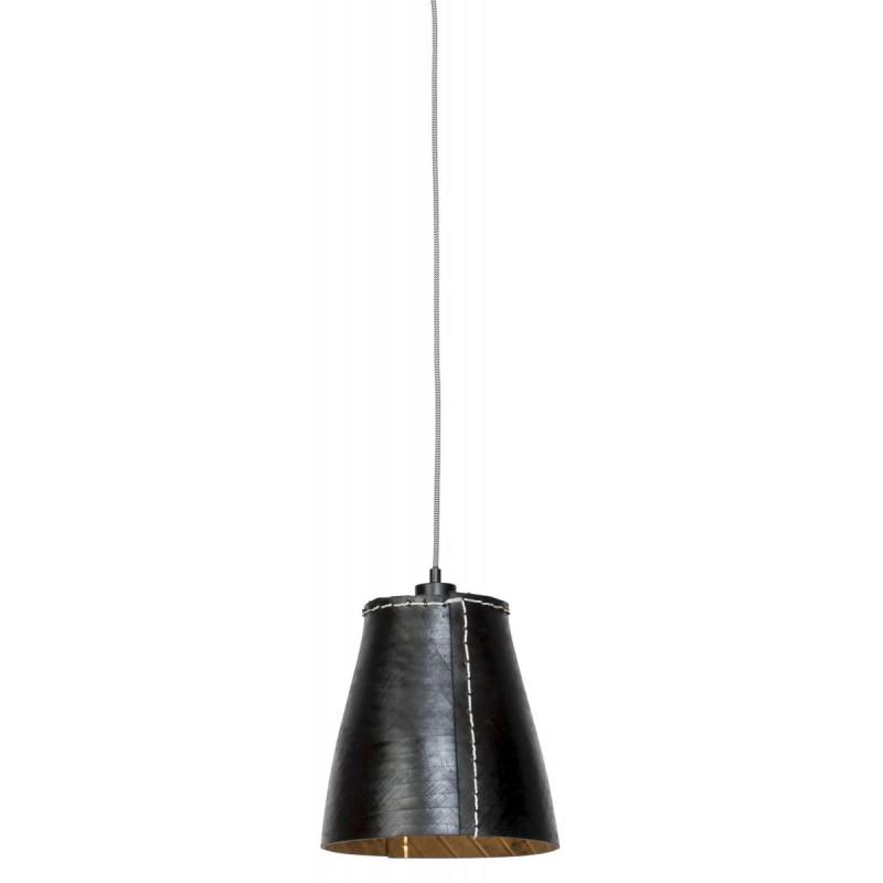 Amazon XL 1 tovagliolo riciclato tonalità lampada per sospensioni pneumatici (nero) - image 45030