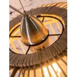 Lámpara de suspensión de bambú BORNEO SMALL (natural)