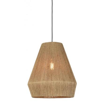 Lampada a sospensione IGUAU SMALL iuta (40 cm) (naturale)