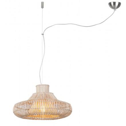 KALAHARI SMALL rattan suspension lamp (natural)