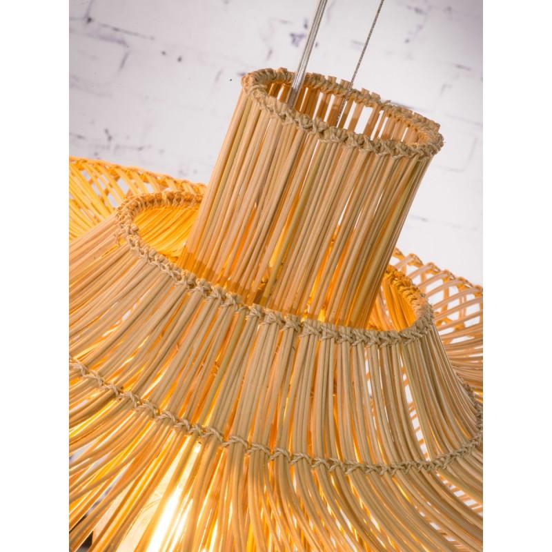 Lampe à suspension en rotin KALAHARI XL (naturel) - image 45206