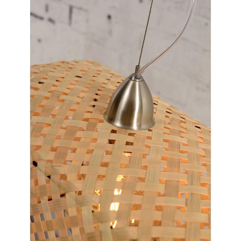KOMODO bamboo suspension lamp (natural) - image 45318