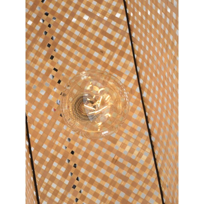Lampe à suspension en bambou KOMODO (naturel) - image 45322