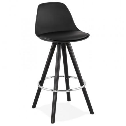 Mid-height bar pad design black feet OCTAVE MINI (black)