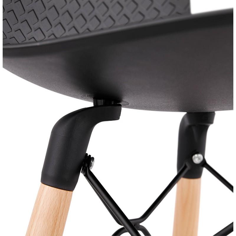 Barra de altura media escandinava set FAIRY MINI (negro) - image 46789