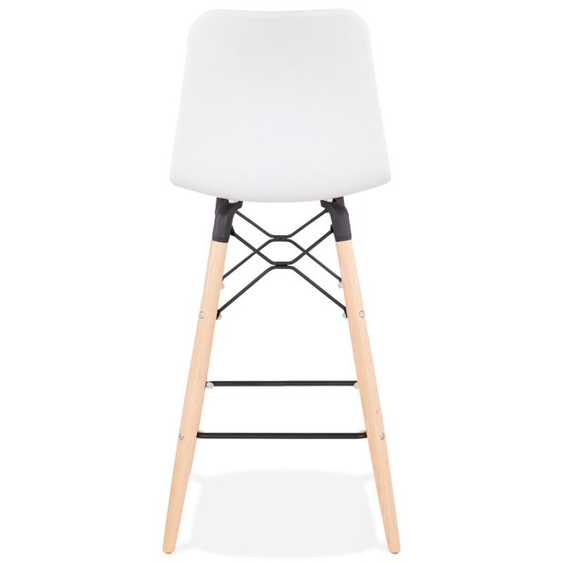Scandinavian mid-height bar set FAIRY MINI (White) - image 46813