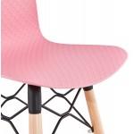 Barra scandinava di mezza altezza set FAIRY MINI (rosa)