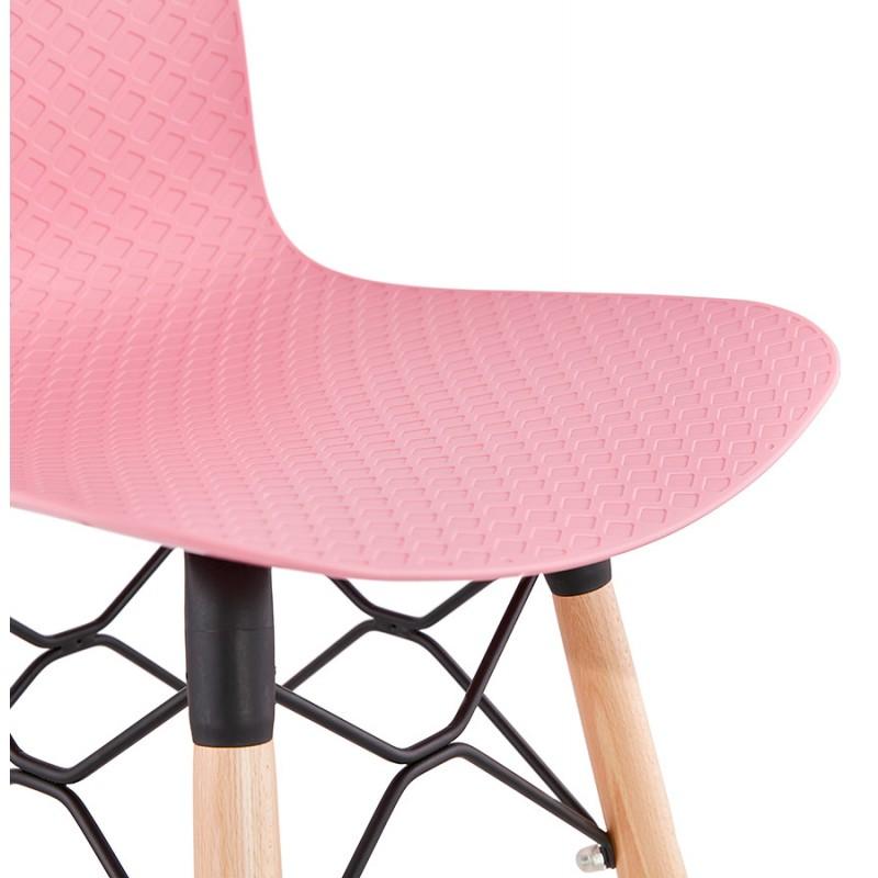 Barra scandinava di mezza altezza set FAIRY MINI (rosa) - image 46831