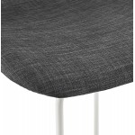 CUPIE white metal foot bar bar bar set (anthracite grey)