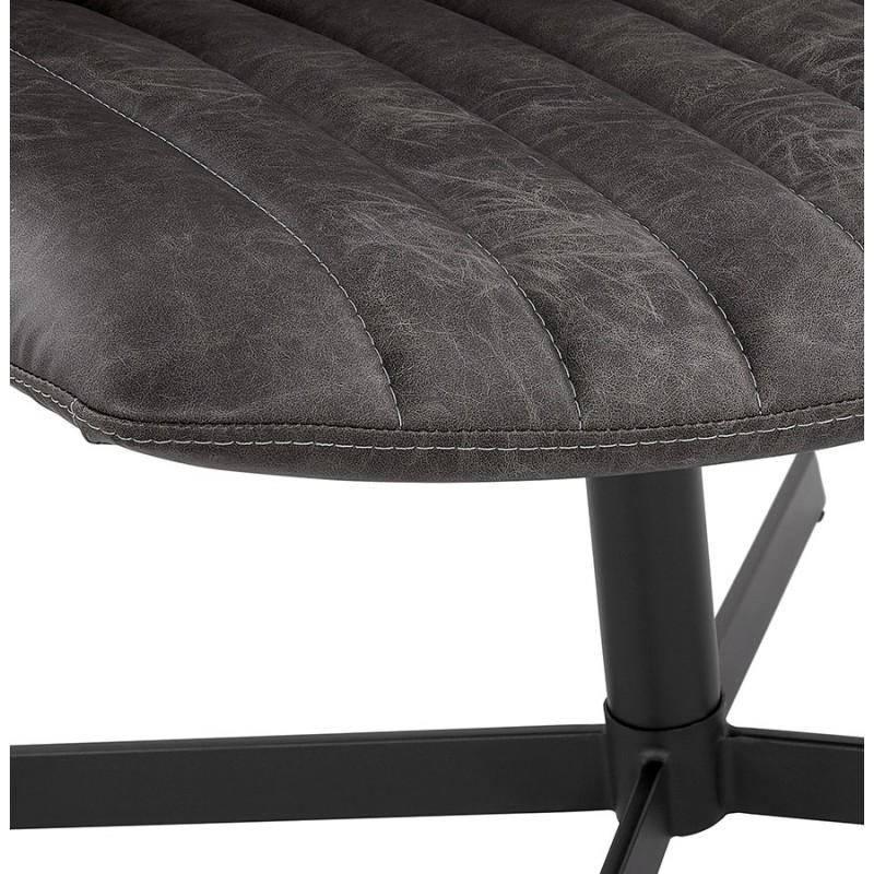 PALOMA Dreh vintage Stuhl (dunkelgrau) - image 47270