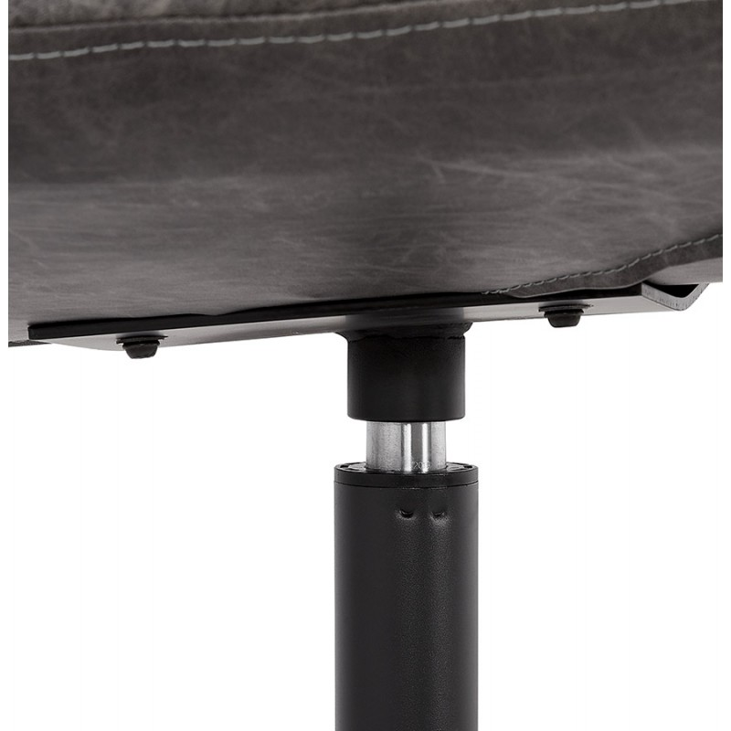 PALOMA Dreh vintage Stuhl (dunkelgrau) - image 47272
