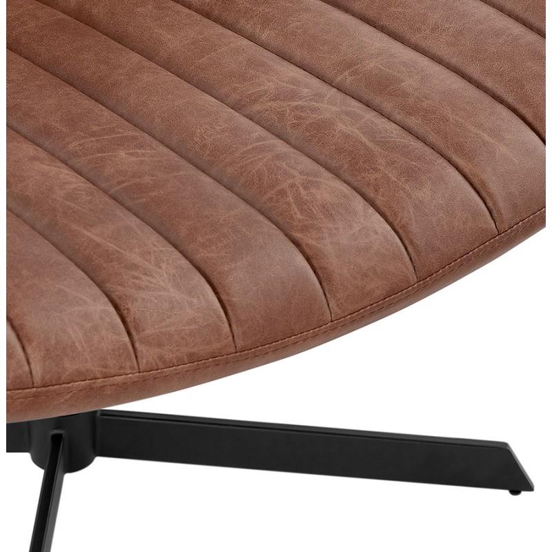 PALOMA sedia gireggiata vintage (marrone) - image 47283
