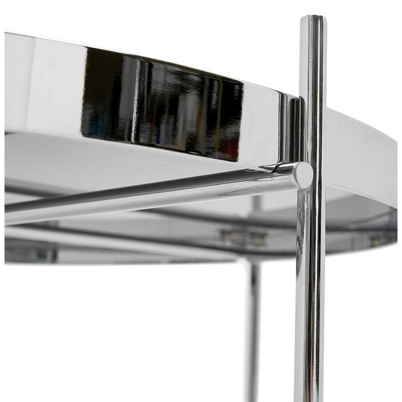 Table basse design RYANA BIG (chrome) - image 48462
