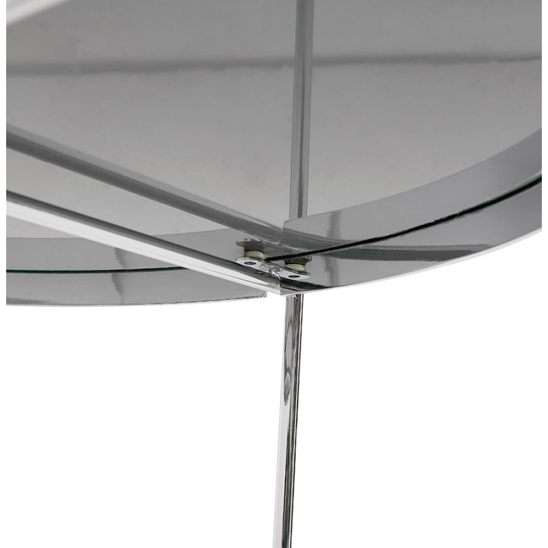 Table basse design RYANA BIG (chrome) - image 48463