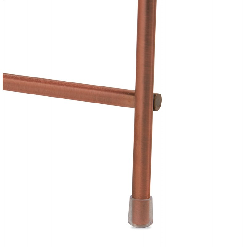Table basse design RYANA BIG (cuivre) - image 48482