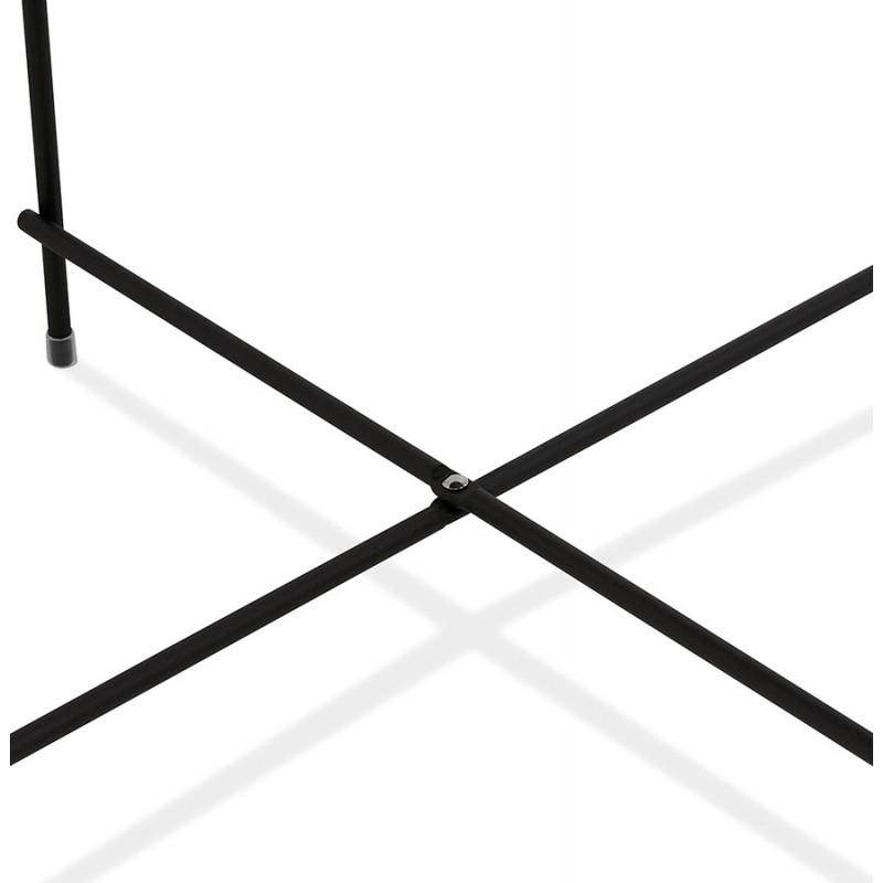 Table basse design, table d'appoint RYANA MEDIUM (noir) - image 48497