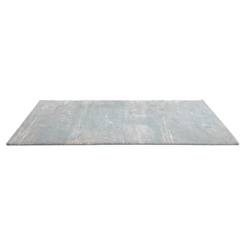 Tapis design rectangulaire - 160x230 cm - SHERINE (bleu ciel) - image 48646