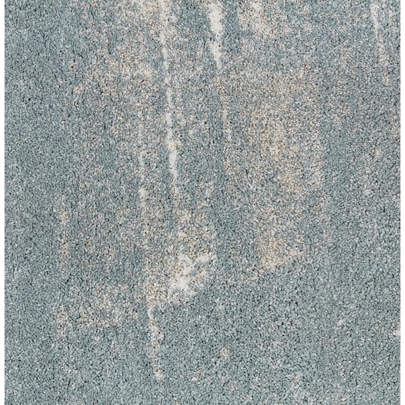 Tapis design rectangulaire - 160x230 cm - SHERINE (bleu ciel) - image 48652
