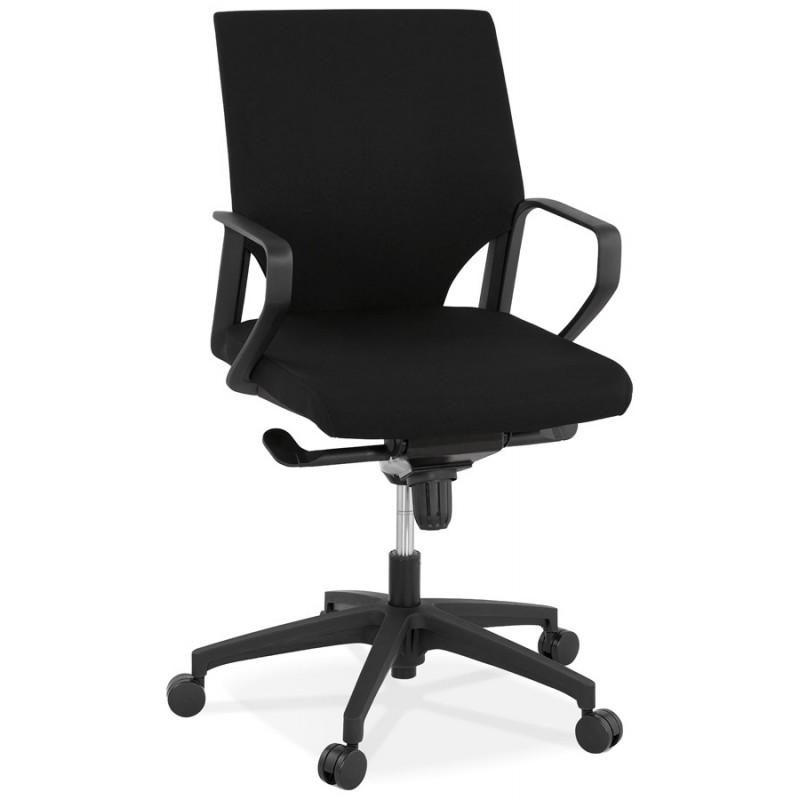 YOKO fabric desk (black)