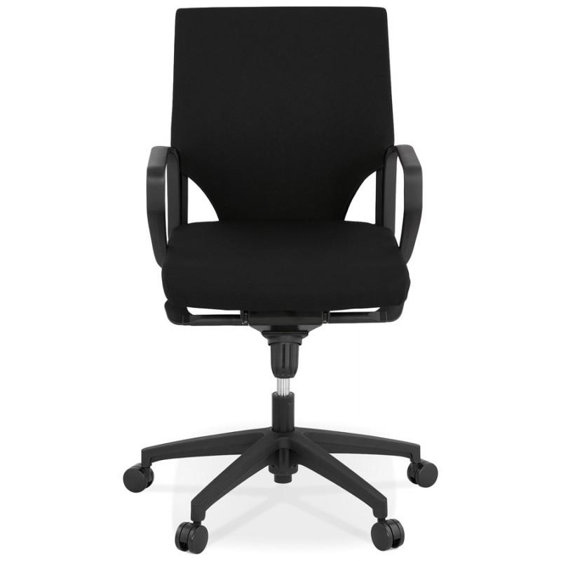YOKO fabric desk (black) - image 49462