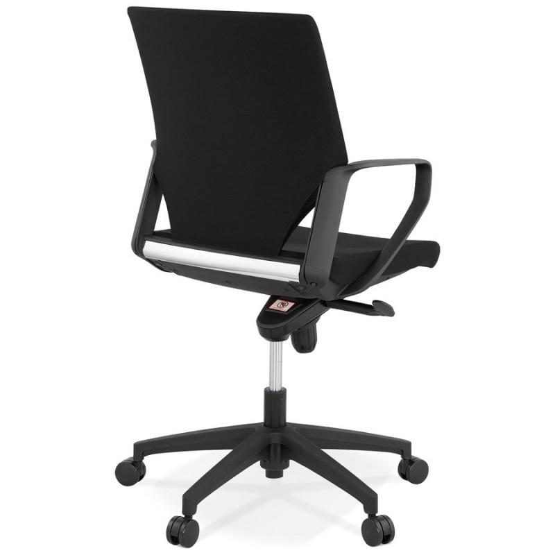 YOKO fabric desk (black) - image 49464