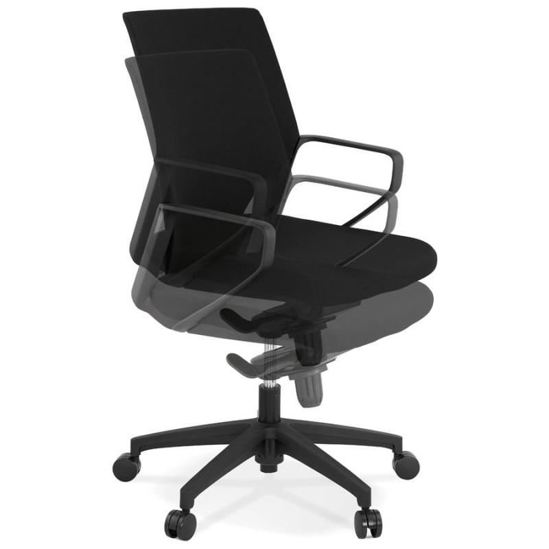 YOKO fabric desk (black) - image 49466