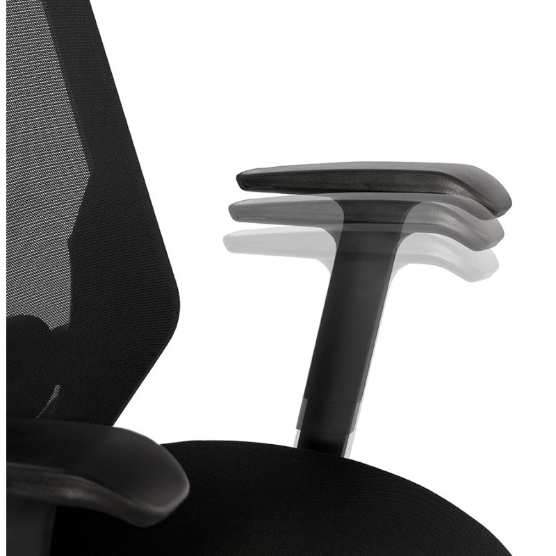 AMAYA (black) ergonomic desk chair - image 49482