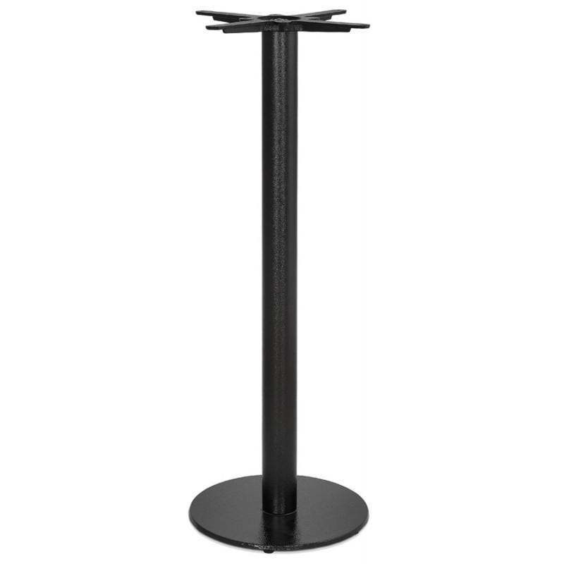 Pie de mesa redonda de metal THELMA (40x40x110 cm) (negro) - image 49907