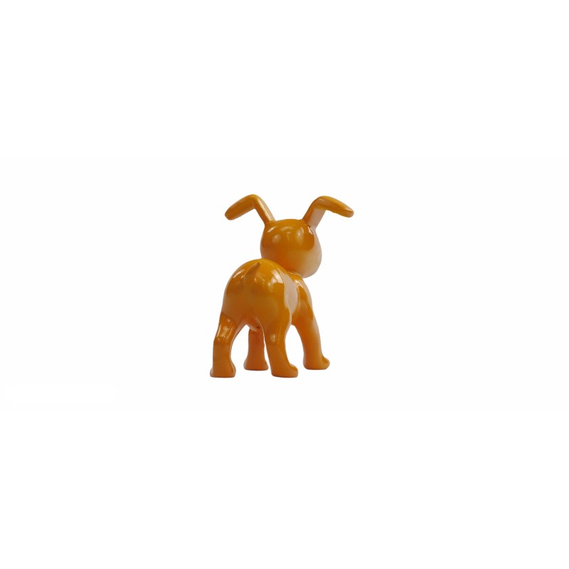 Conjunto de 6 esculturas de perros de diseño en resina (multicolor) - image 50026