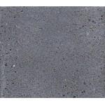 Banco de diseño de pie de teca maciza OXANA (160 cm) (gris)
