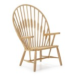 Sessel 79X66X107 Holz/Seil Natürlich