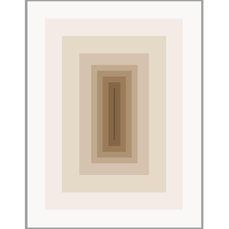 Frame 150X3X200 Methacrylate Brown - image 51176