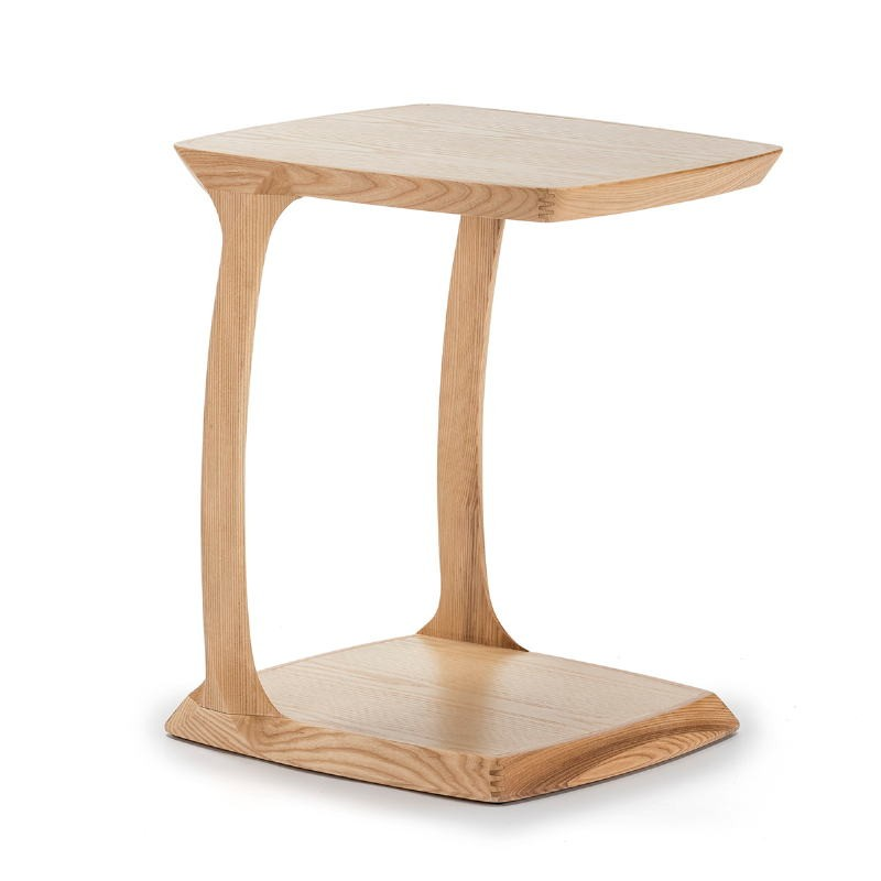 Table de chevet 50x43x59 Bois Naturel - image 51820